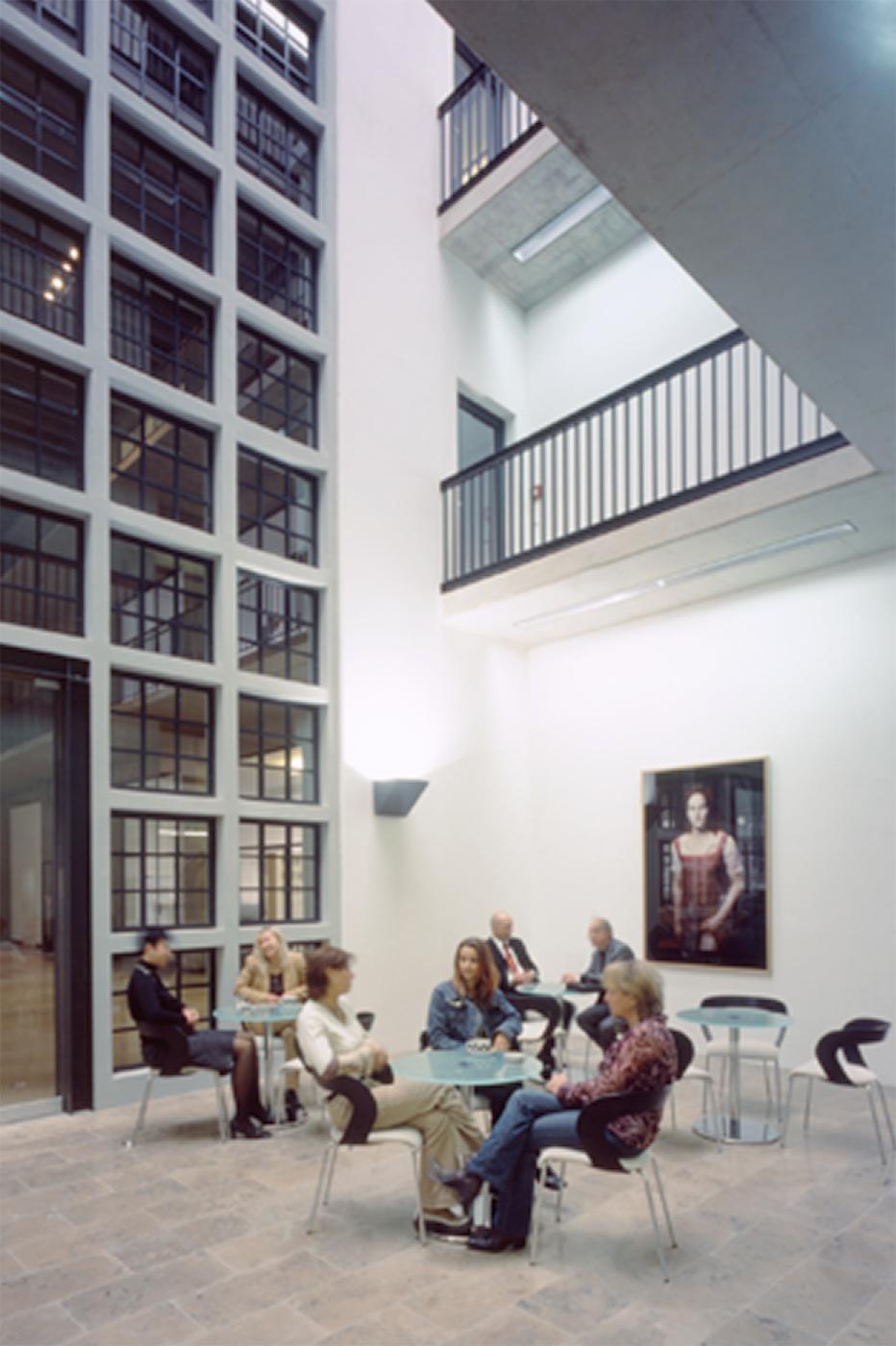 Milchhof Haus für Kultur und Kommerz Halle
